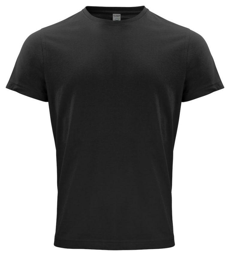 029364 Classic OC T-shirt 99 zwart