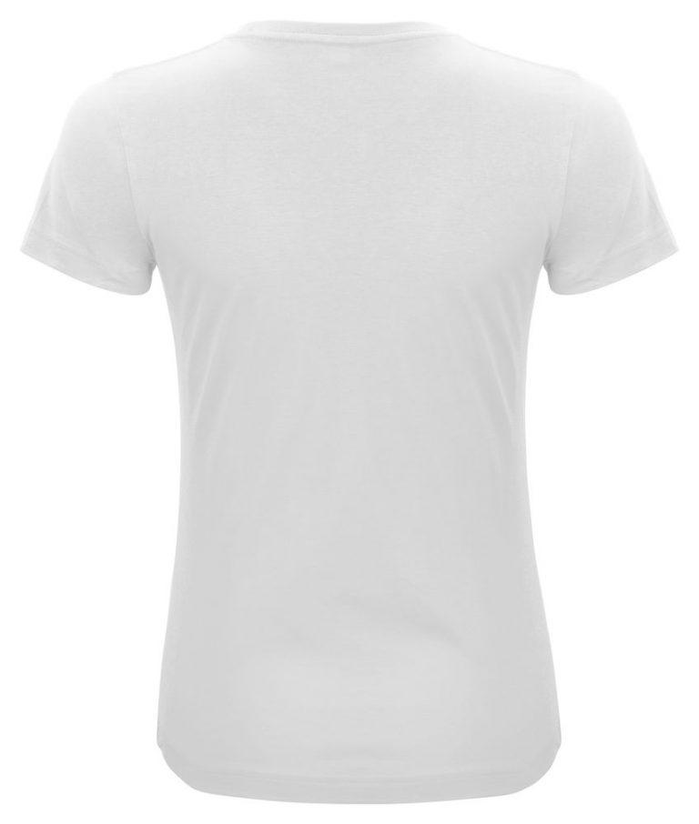 029365 Classic OC T-shirt ladies 00 wit