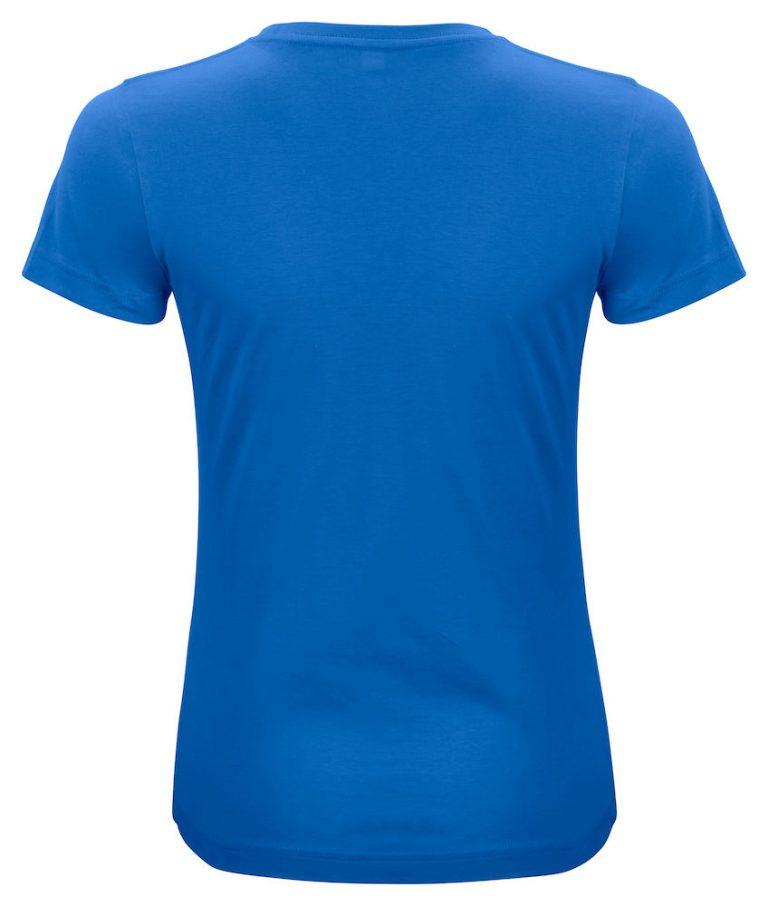 029365 Classic OC T-shirt ladies 55 Kobalt