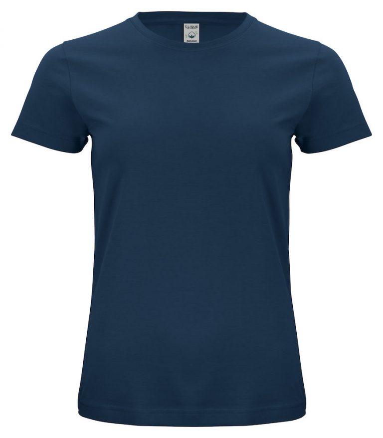 029365 Classic OC T-shirt ladies 580 dark navy