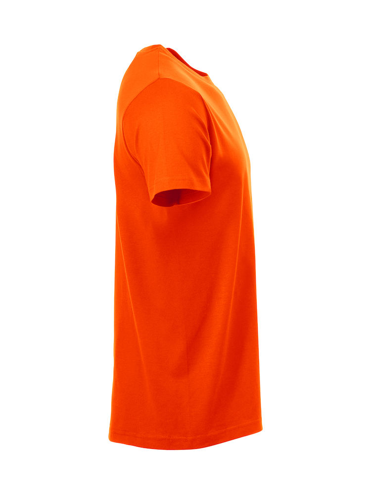 029360 New Classic oranje Tee