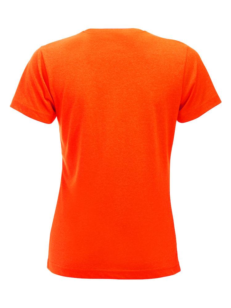 029361 New Classic oranje Tee Ladies