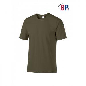 1714 BP T-shirt voor haar & hem 73 olijfgroen