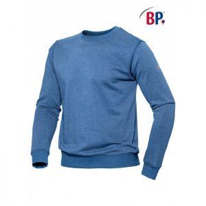 1720 BP Sweatshirt voor haar & hem 116 azuurblauw