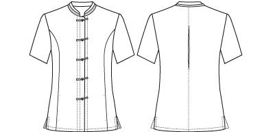 Norvil 1142 stretch tuniek