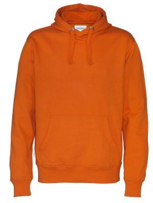 141002 CottoVer Oranje Hoody