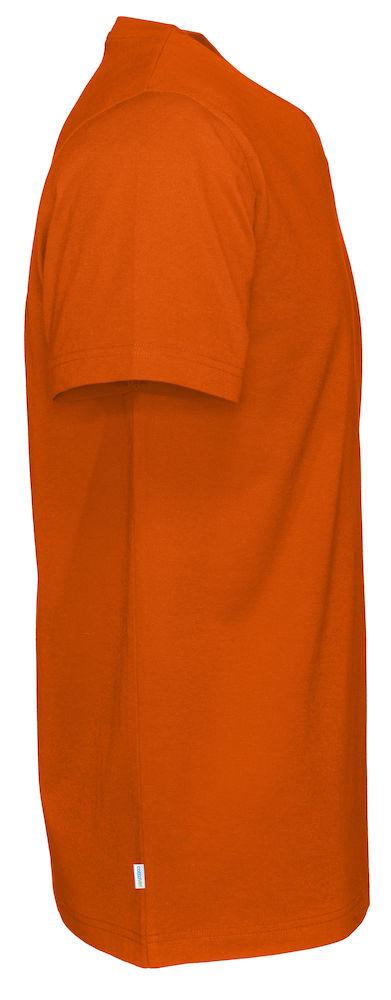 141022 CottoVer Oranje T-shirt