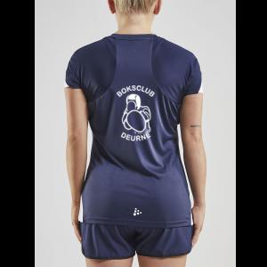 Dames Sport T-shirt (Boksclub Deurne)