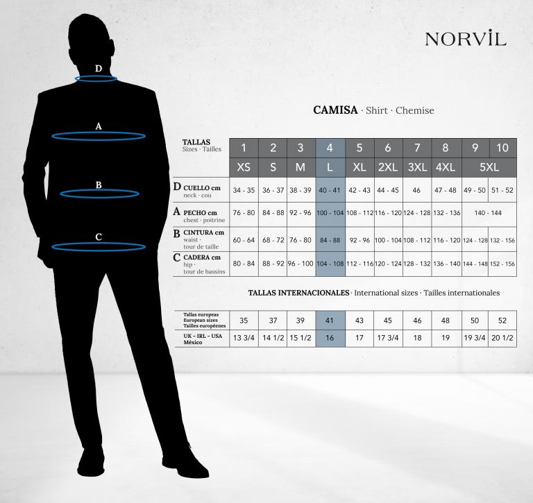 Norvil 156 shirt