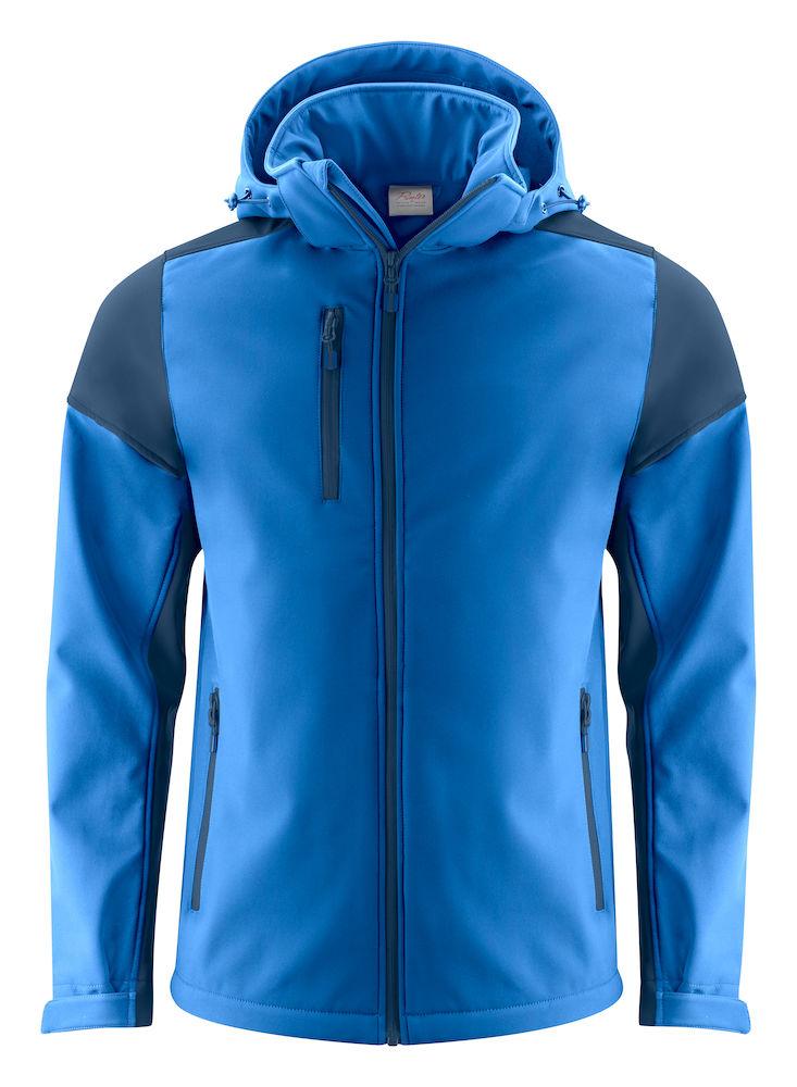 2261065 Prime Softshell jas kobalt;/navy