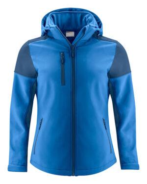 2261066 Prime Softshell jas Lady kobalt/marine