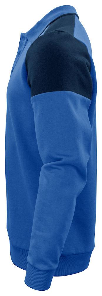 2262060 Prime Polosweater kobalt/navy