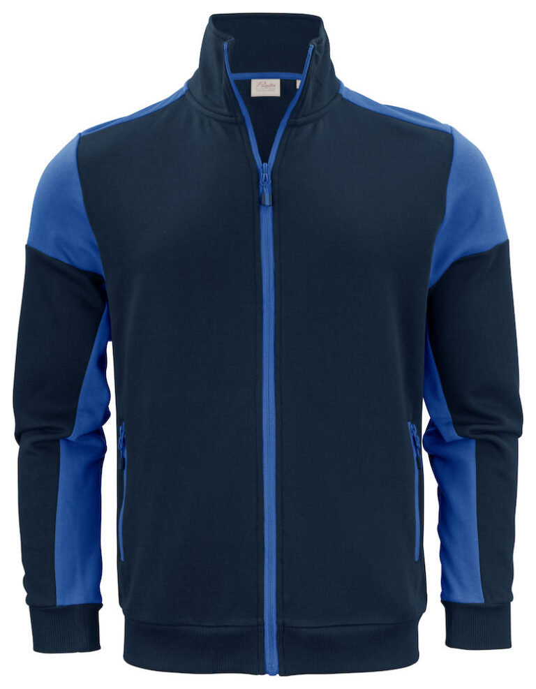 2262061 Prime Sweatvest navy/kobalt
