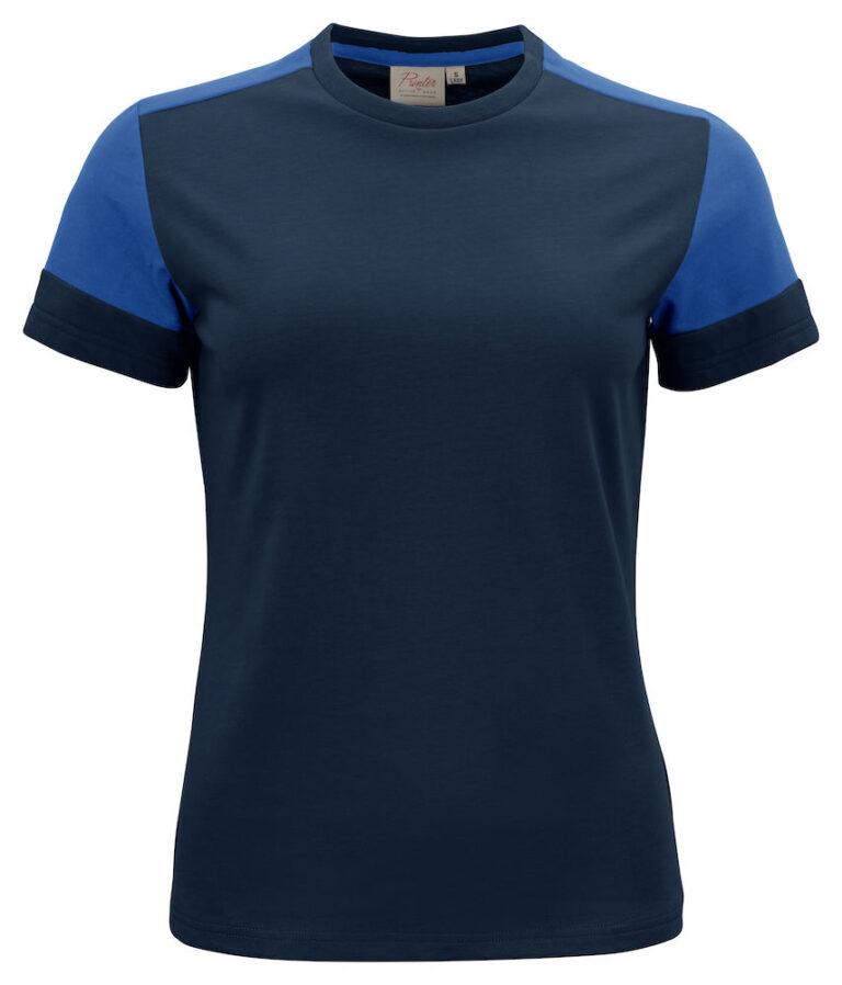 2264031 Prime T-shirt Lady navy/kobalt